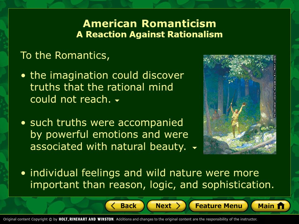 essays on romantic period