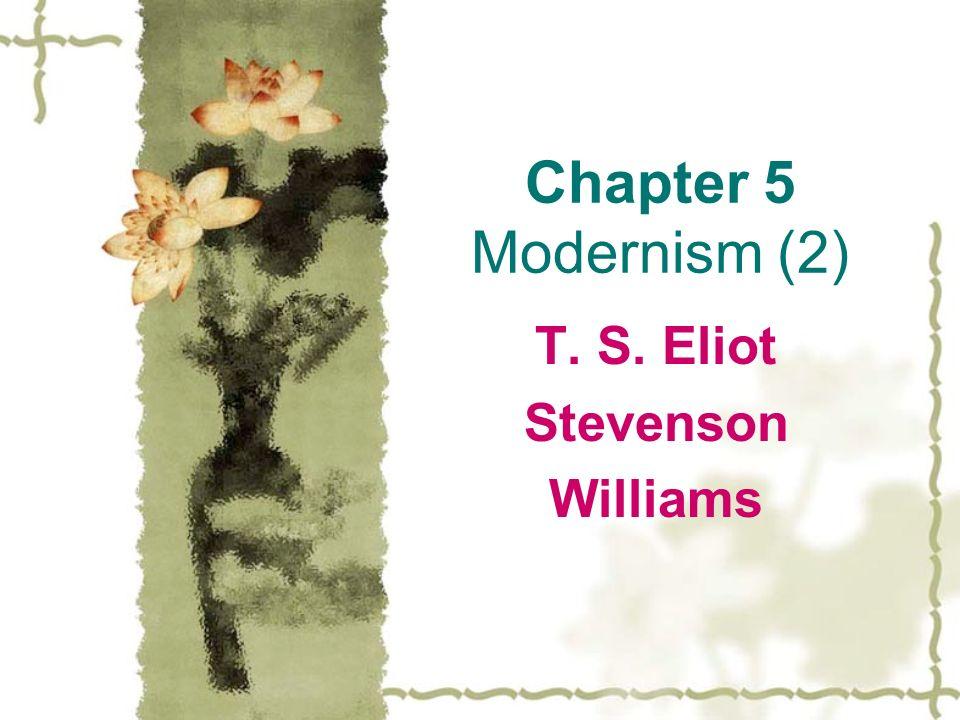 T.S. Eliot Research Paper - Please Help!!!?