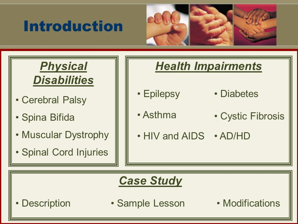 cerebral palsy case study scribd Case based pediatrics for medical students and residents department of pediatrics, university of hawaii john a burns school of medicine cerebral palsy (cp).