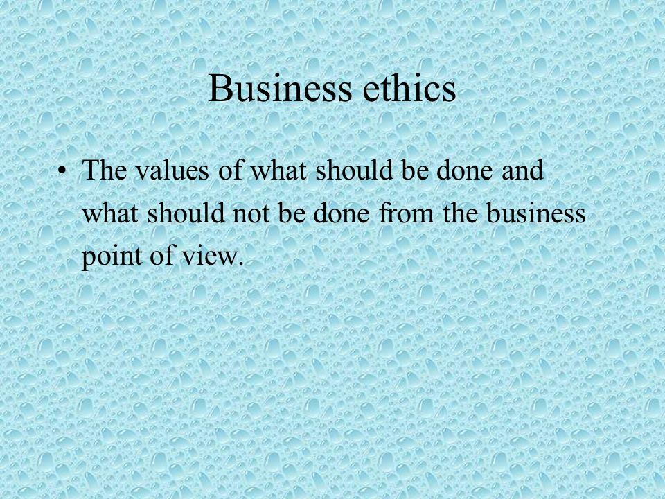 p3 to understand social implications of business ethics Business unit 37 - assignment brief ethics in the business world understand the implications of businesses operating ethically know the social implications of.