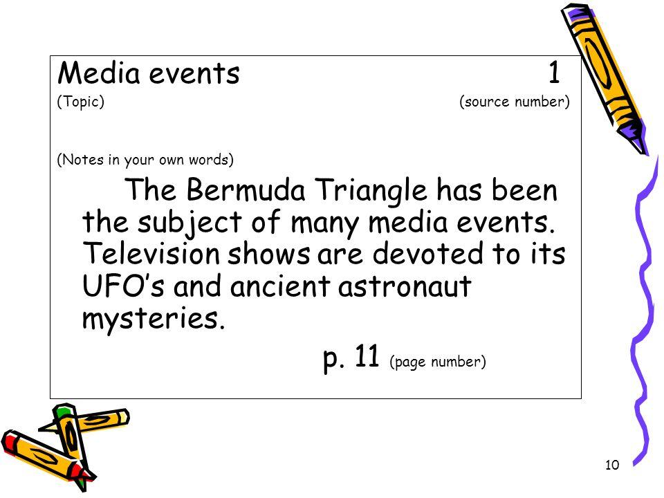 mysteries essay