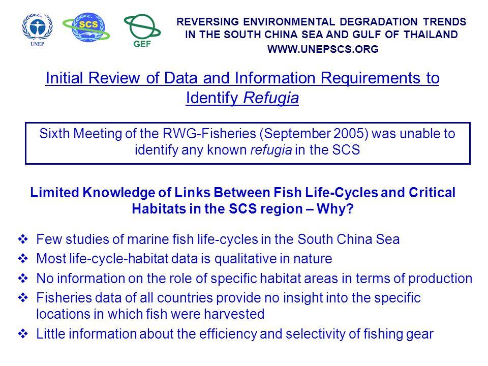 Reversing environmental degradation trends in the south china sea reversing environmental degradation trends in the south china sea and gulf of thailand unepscs publicscrutiny Images