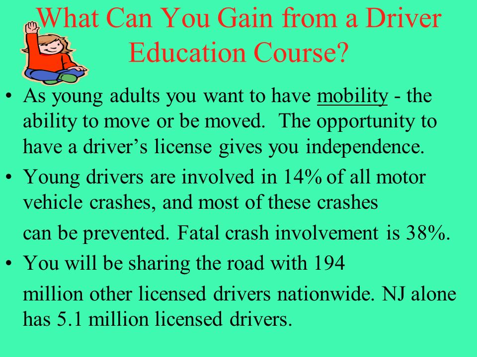 Driver Education Responsible Driving (Red book copyright 2006) Chapter 1-Driving & Mobility Notes