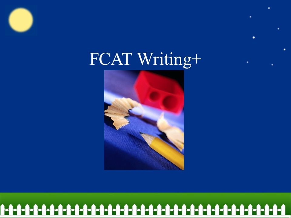 FCAT Writing+