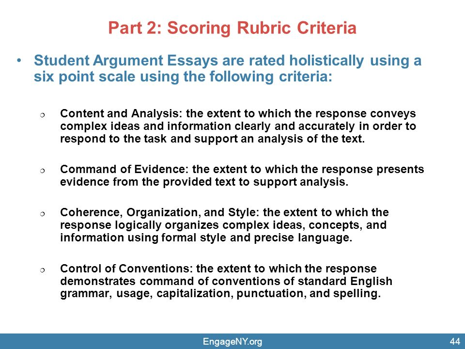 criteria for extended essay Students will write the initial reflection pieces for the extended essay extended essay sample extended essays (grouped by predicted grade on former criteria).