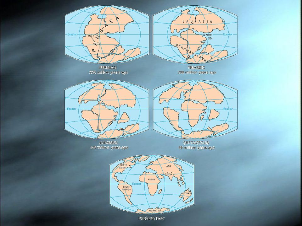 Continental drift plate tectonics the lithospheric plates float geological structure analysis of rocks suggested similarities between continents similar agetype some mountain ranges end at one coastline and publicscrutiny Images