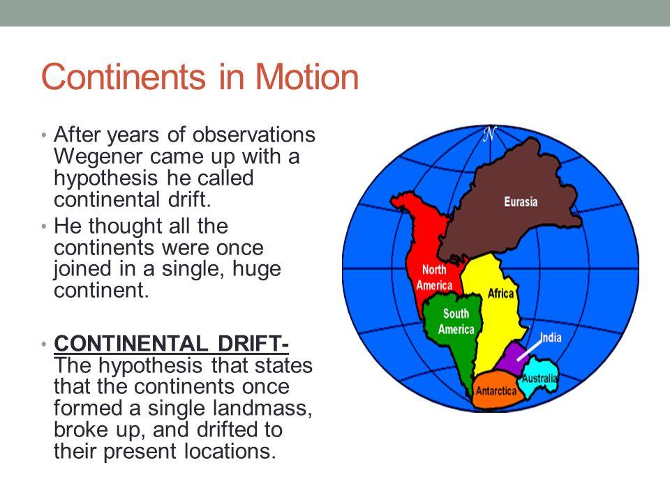 LITHOSPHERIC PLATES. EQ: How do the lithospheric plates movement ...