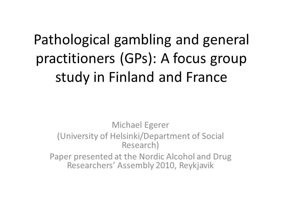 Focus group on gambling free sign up mobile casino no deposit