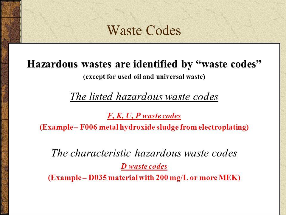 Registration Guidance Manual For Generators Of Liquid And Hazardous Waste Ontario Ca
