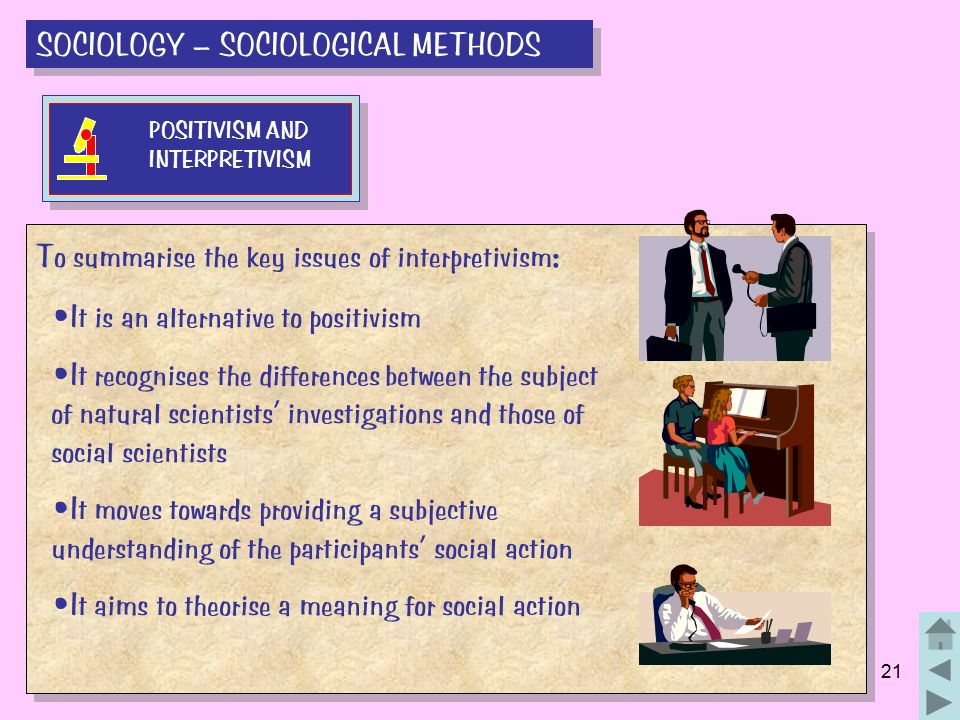 influence of positivism interpretivism and realism approaches psychology essay Positivism exerted an important influence on scientific practice in the social sciences for decades in the early 20th century this was especially true in the  positivism in favor of scientific approaches such as critical multiplism,which is based on the belief that.