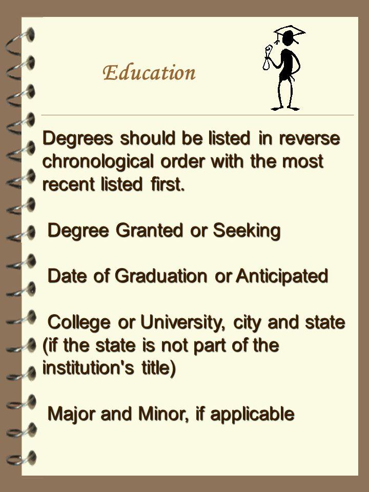 Resume template anticipated graduation essay topics evaluation