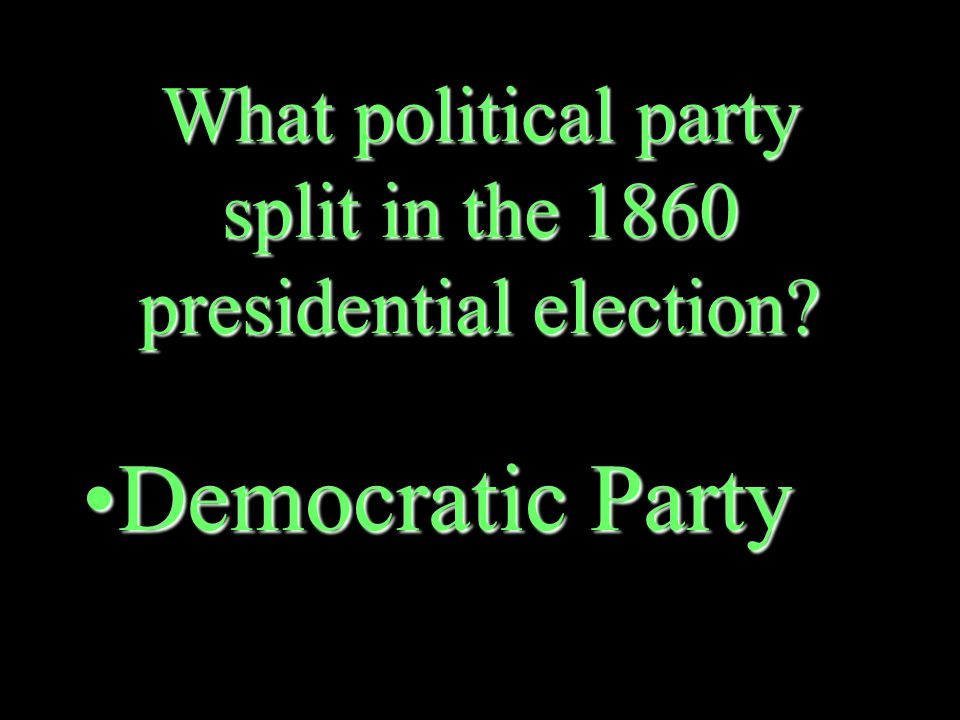 To what political party did Abraham Lincoln belong Republican PartyRepublican Party