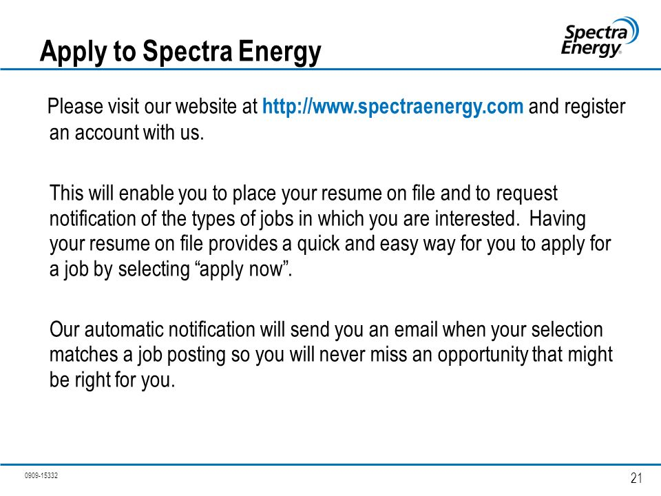 sitebc opportunities with spectra energy bill cooling director