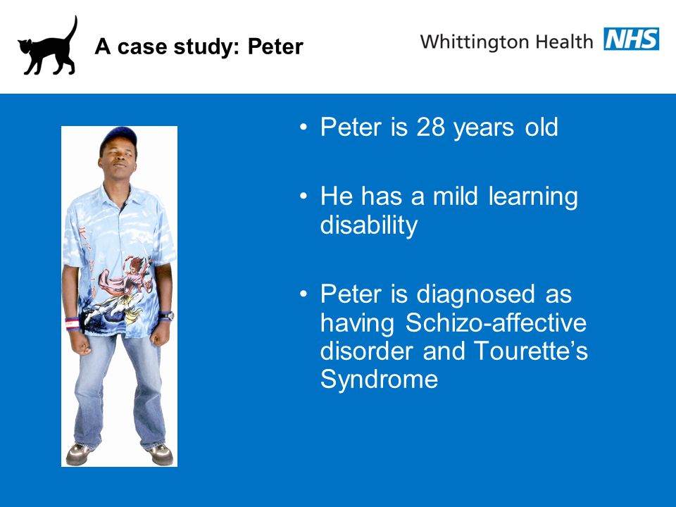 disability case study