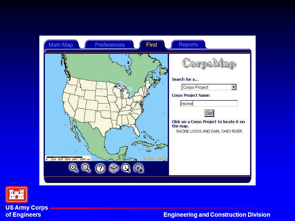 14 Engineering And Construction Division Us Army Corps Of Engineers
