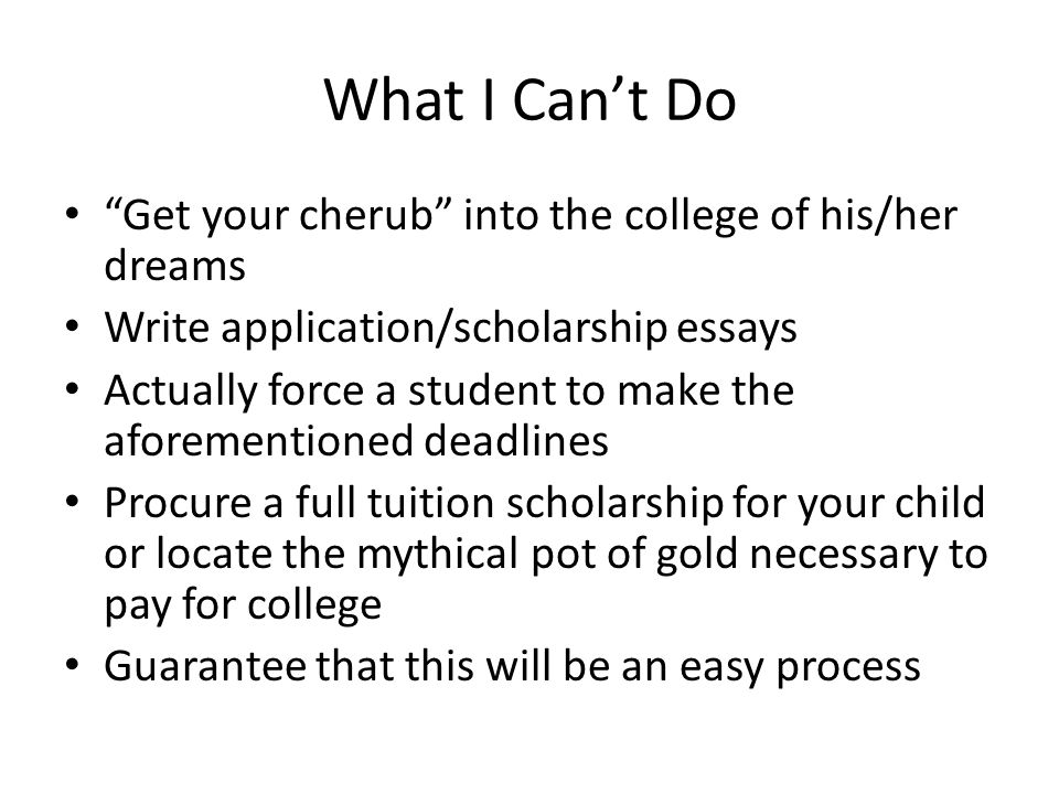 I have a question about how to write a scholarship essay ?