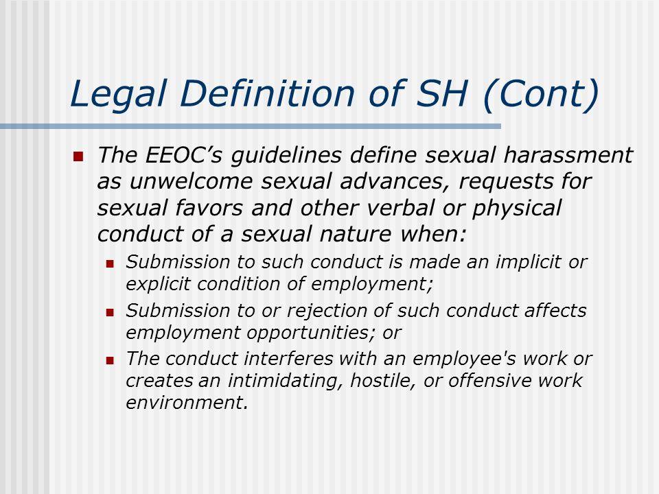 Harassement sexual pictures homepage eeoc