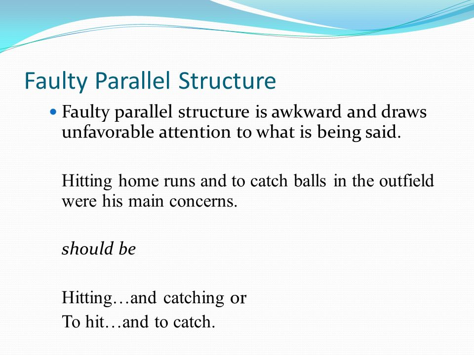 Parallelism Worksheet 21 4 Answers parallel structure worksheet – Parallelism Worksheet
