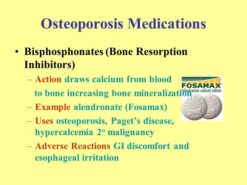 steroid bisphosphonate guidelines