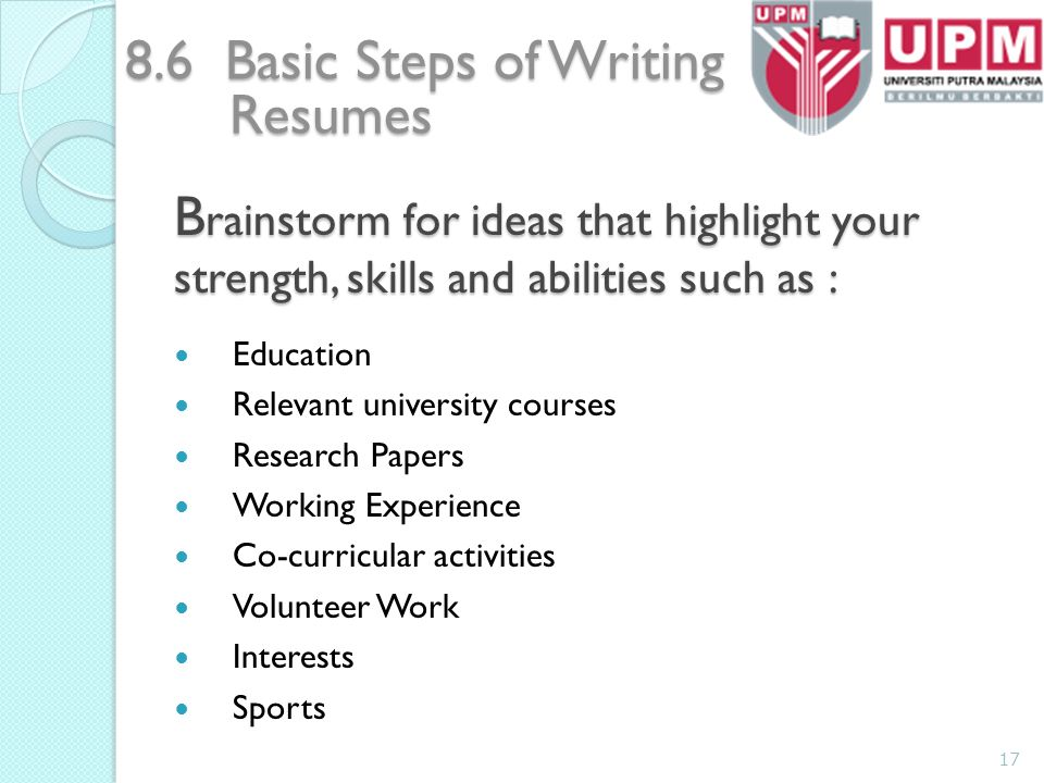 basic steps in writing a research paper Finding a research paper topic is one of the most challenging steps in writing a research paper focus on a broad topic, find topic ideas and be creative in the process here is a list of research topics you can use.
