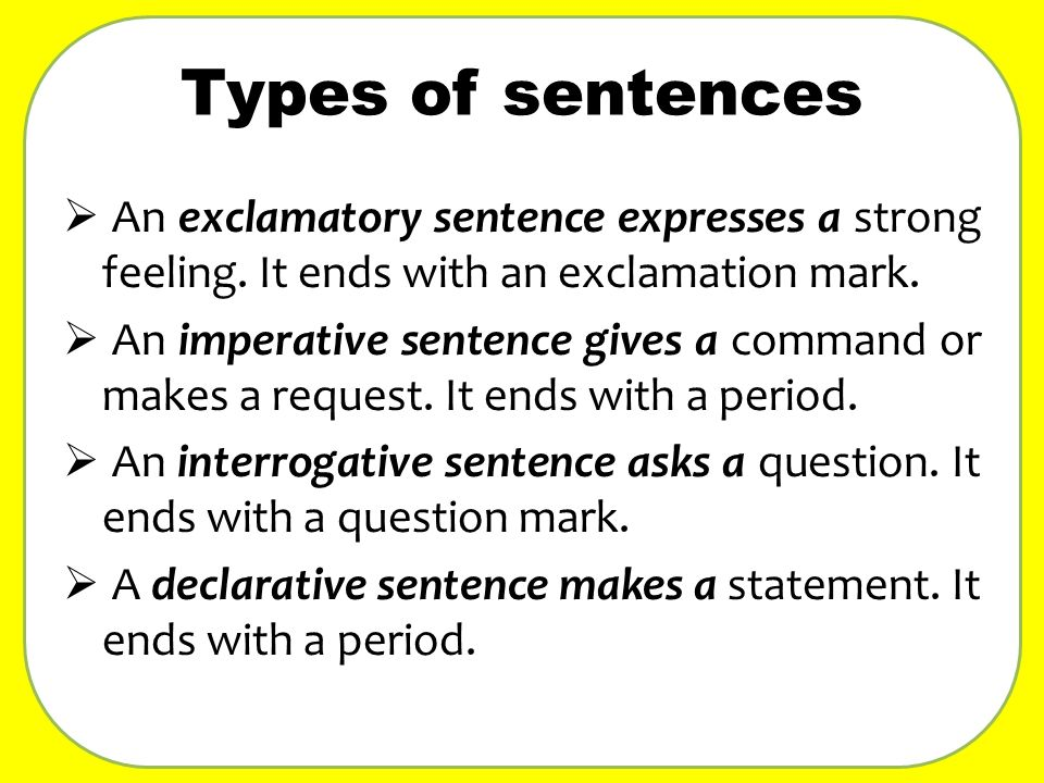 Printables Imperative And Exclamatory Sentences Worksheet imperative and exclamatory sentences worksheet versaldobip collection of worksheet