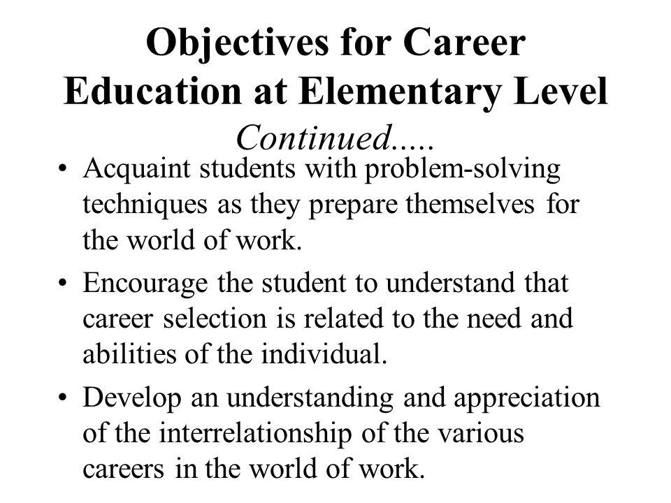 Careers involving problem solving