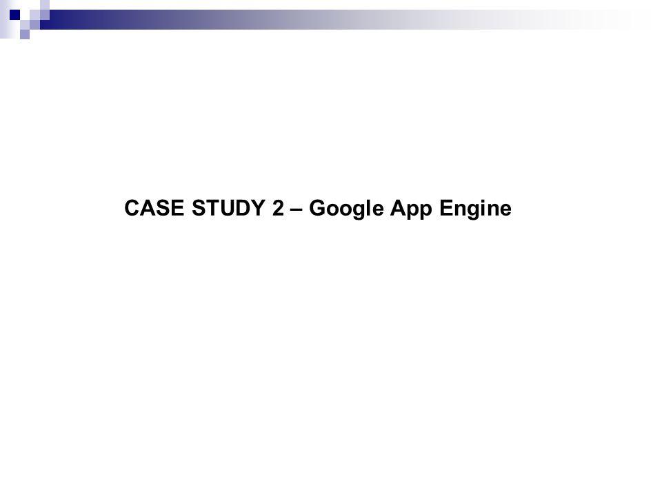 google app engine essay