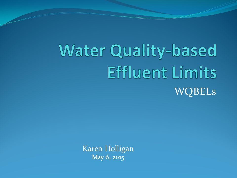 WQBELs Karen Holligan May 6, 2015