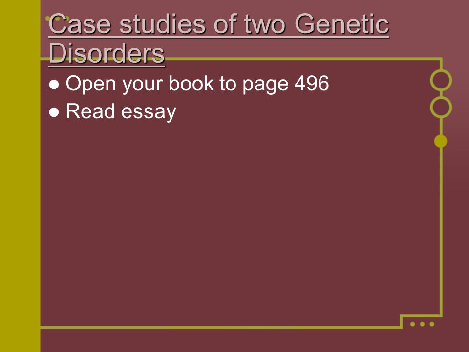 the implications of genetic engineering essay Ethical issues in genetic engineering and transgenics   what are the long-term effects on the proponents of genetic manipulation argue that currently.