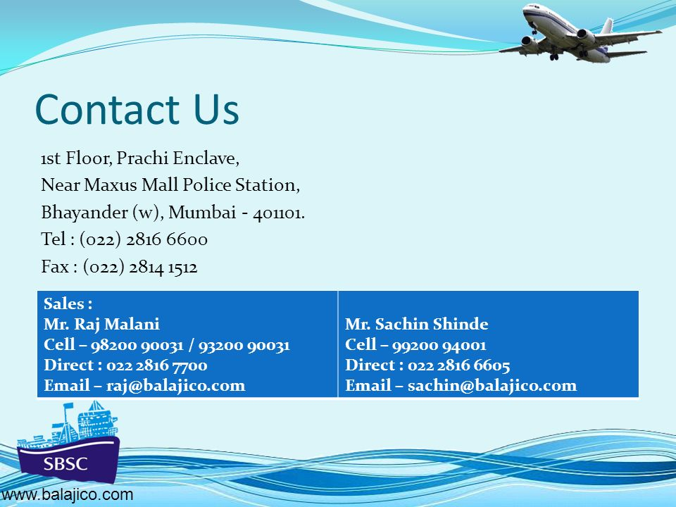Contact Us 1st Floor, Prachi Enclave, Near Maxus Mall Police Station, Bhayander (w), Mumbai