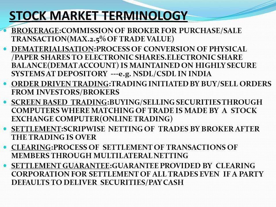 Markets rally binary