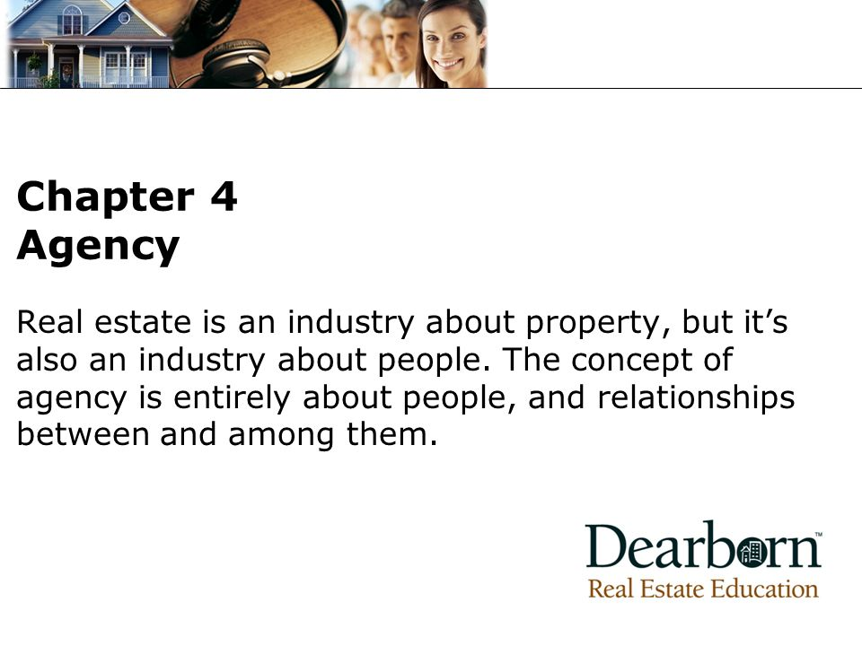 Real estate is an industry about property, but it's also an industry about people.