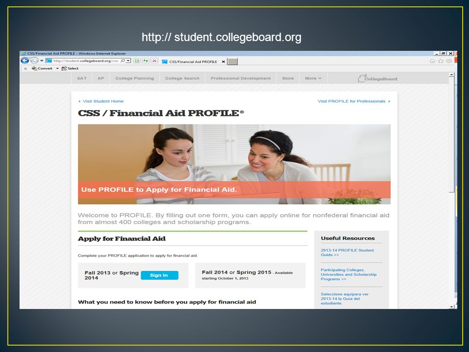 student.collegeboard.org