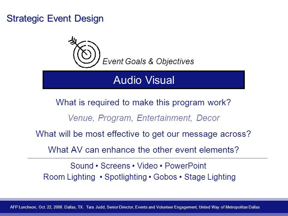 make an event program