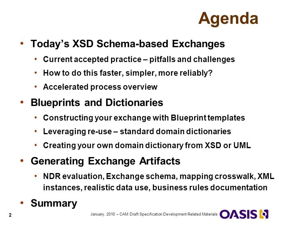 1 dictionary driven exchange content assembly blueprints concepts 2 2 january malvernweather Image collections