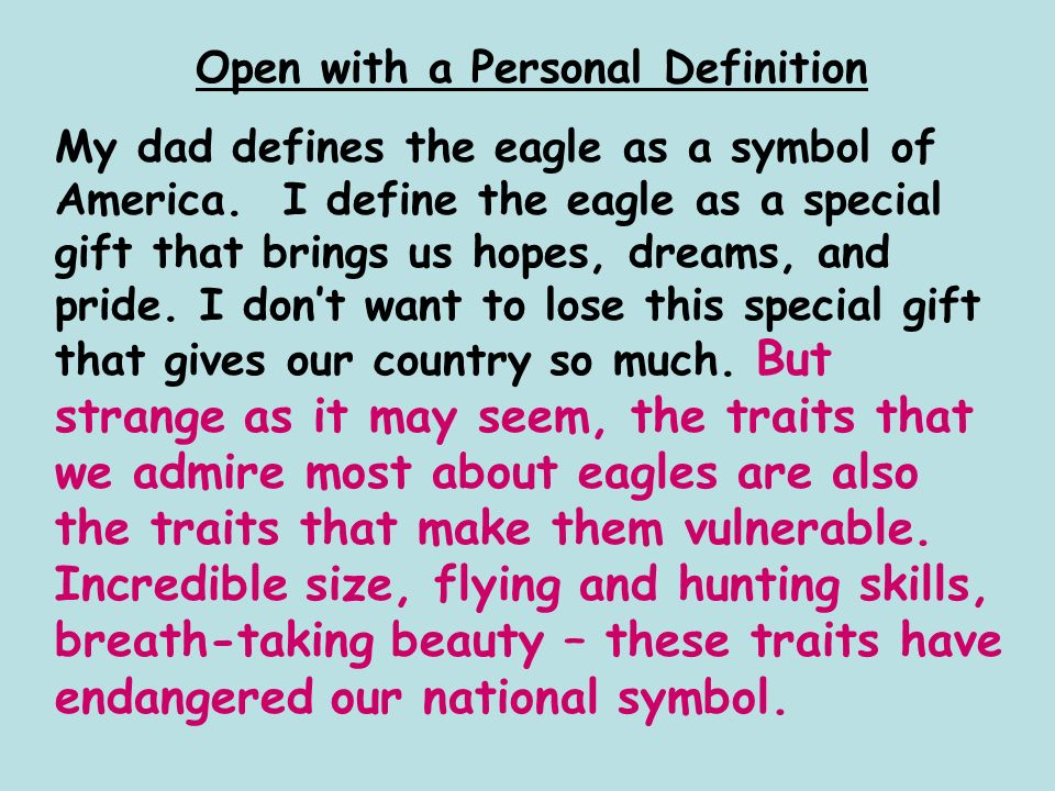 Statement Of Fact In 1782 Congress Chose The American Bald Eagle As