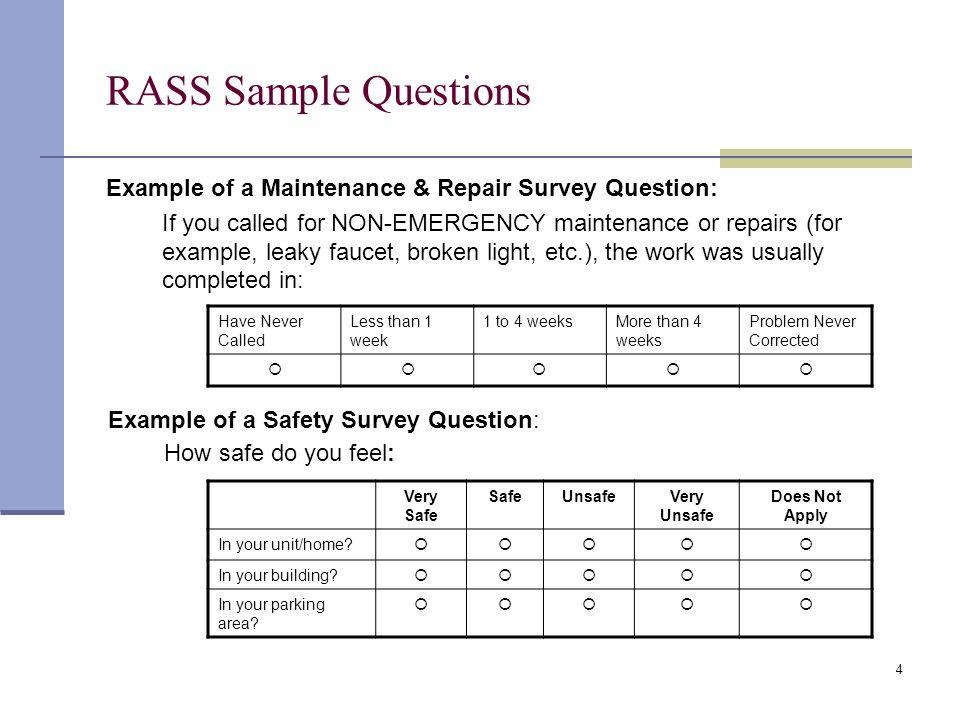 0 Resident Assessment Subsystem Overview. 1 Resident Assessment ...