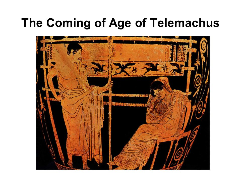 The Coming of Age of Telemachus
