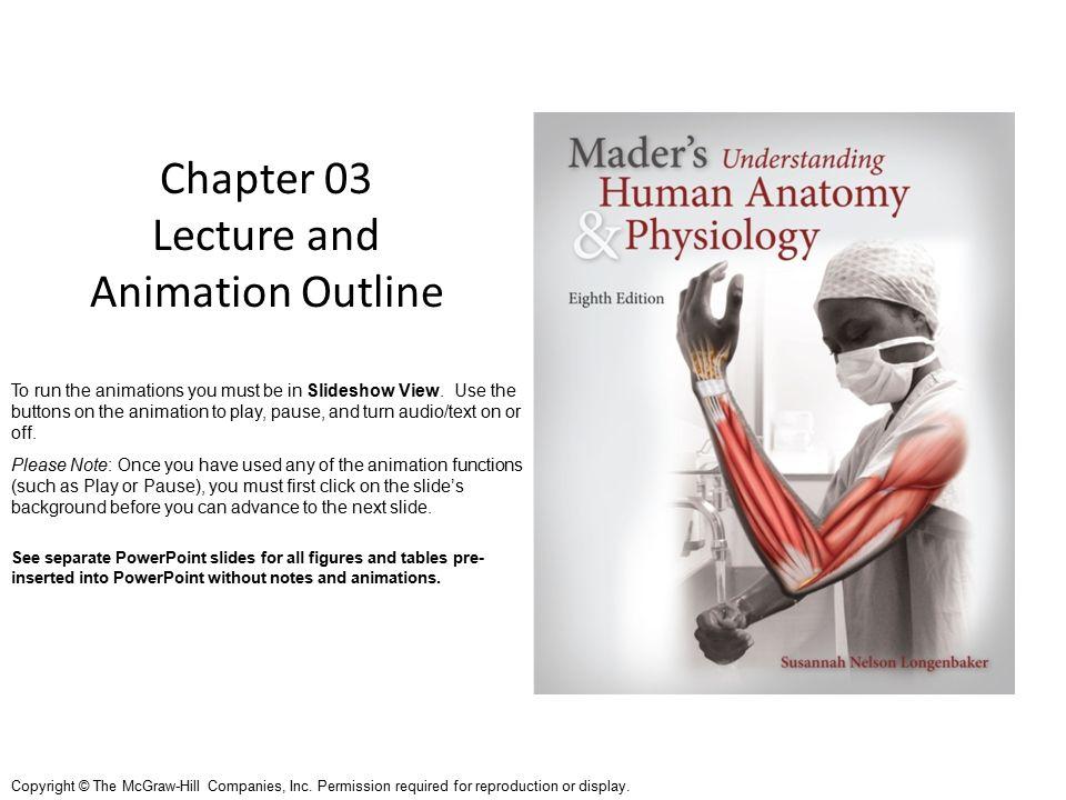 Ziemlich Mcgraw Hill Anatomie Und Physiologie Animationen Ideen ...