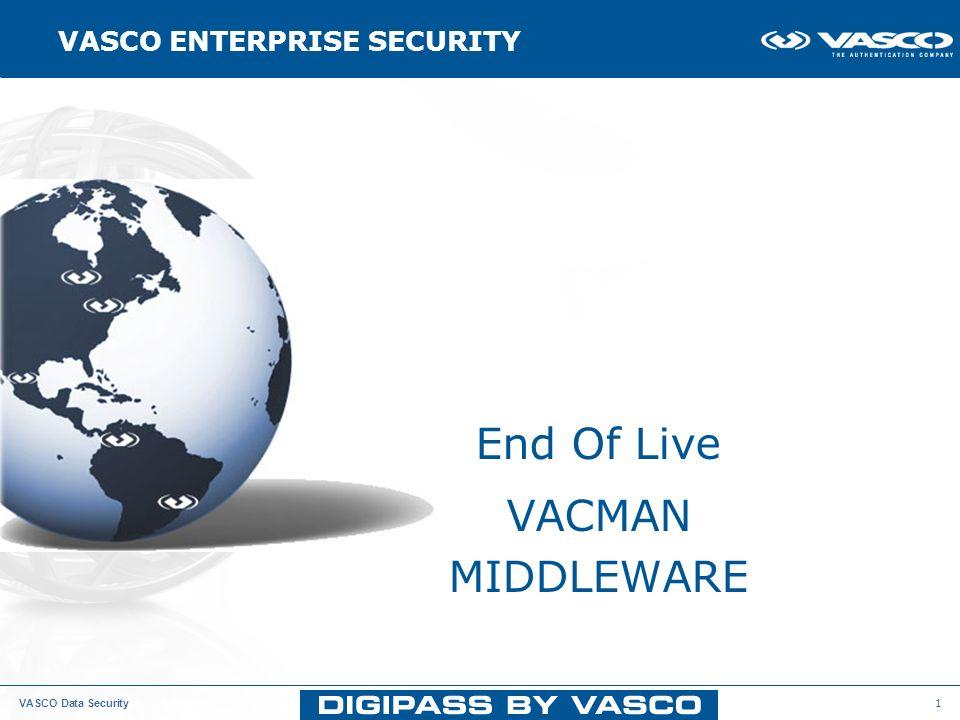 vasco secure device