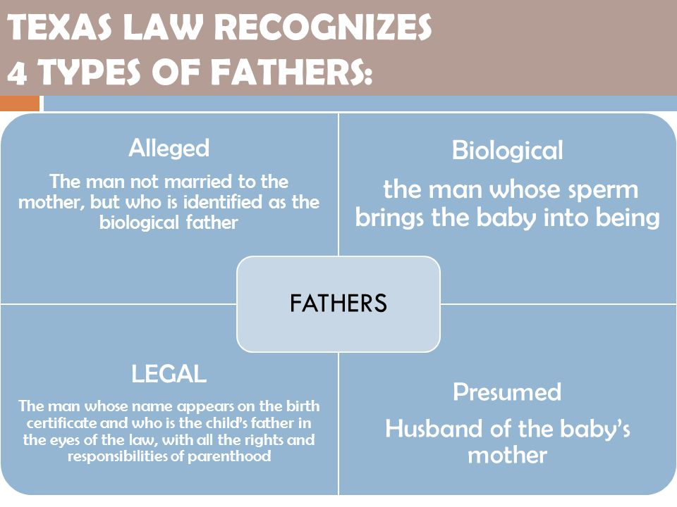WHAT IS PAPA? Parenting and Paternity Awareness Taking enforcement ...