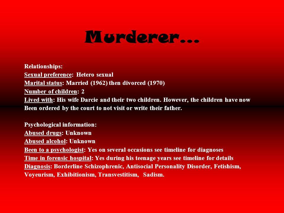 criminal profiling general information jerome henry brudos  6 murderer
