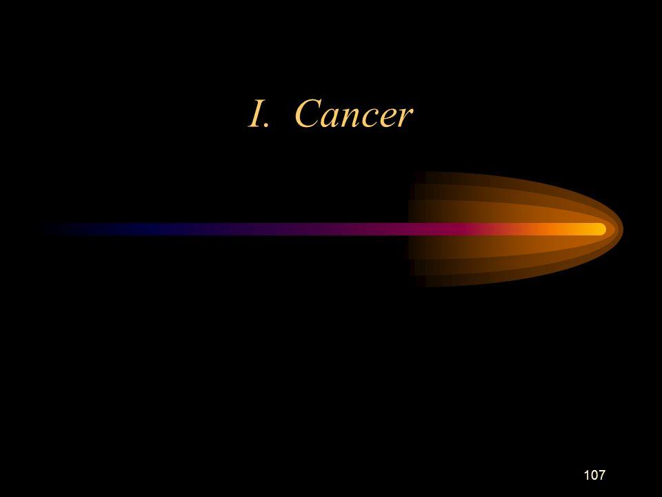 107 I. Cancer