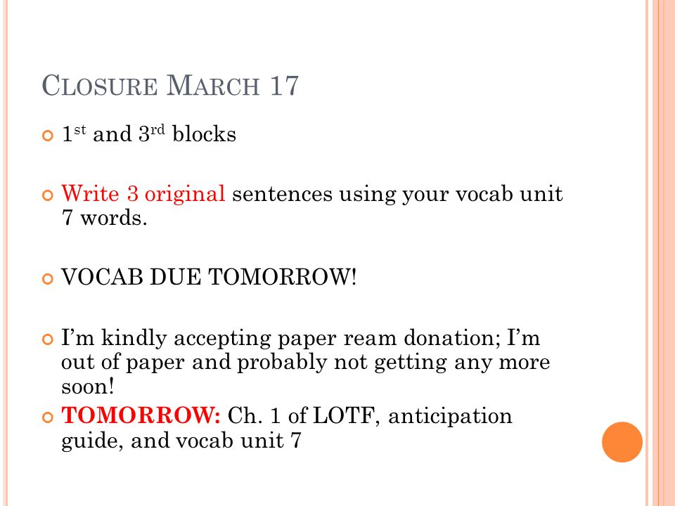 I have an Persuasive essay due tomorrow. Help?