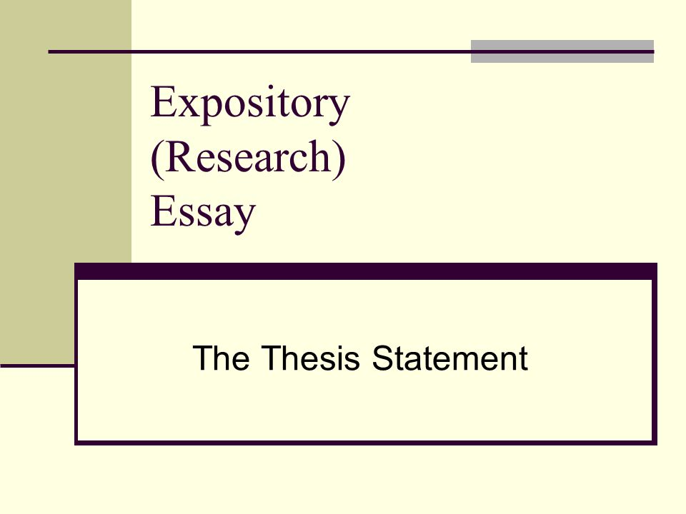 the job of an expository essay is This discussion would deal specifically with how to write an expository essay rather how to write a good expository essay expository essay can be an easy job if.