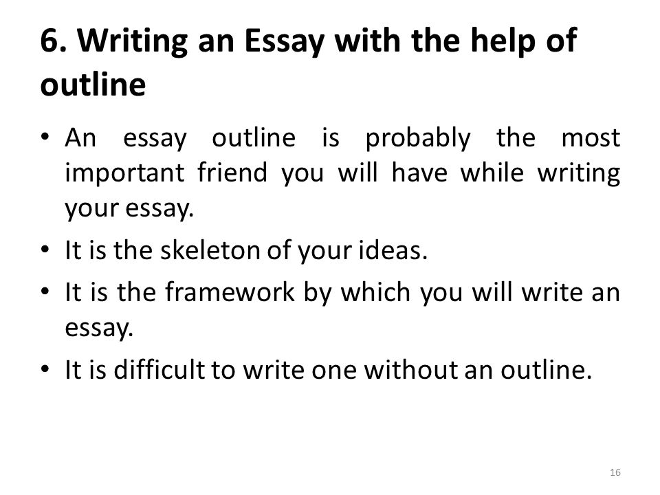 write my essay w
