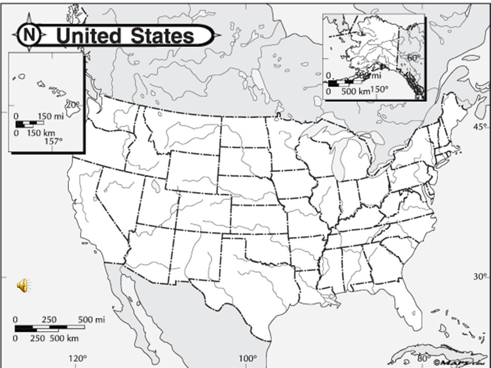 The United States by Regions The Western States Landforms Pacific