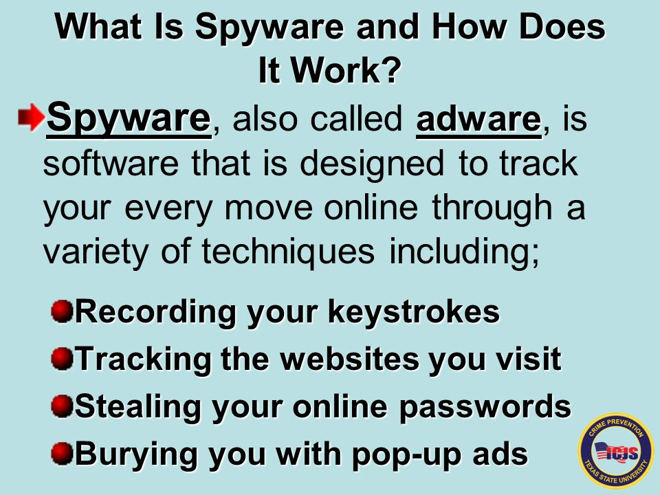 What Is Spyware and How Does It Work.
