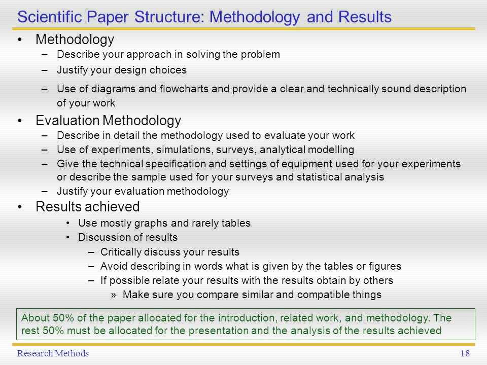 methodology section of research paper zoning map