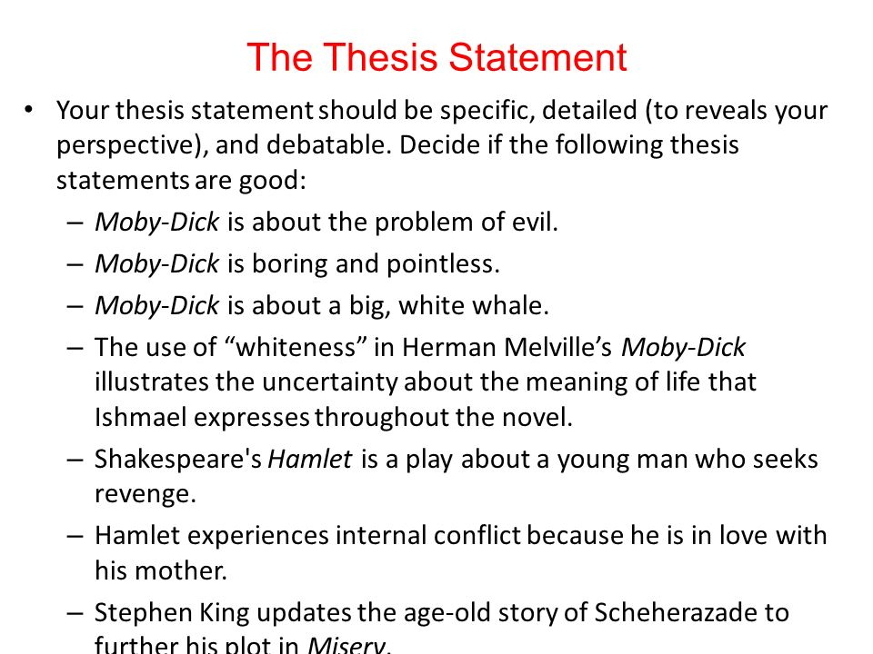 thesis plagiarism statement